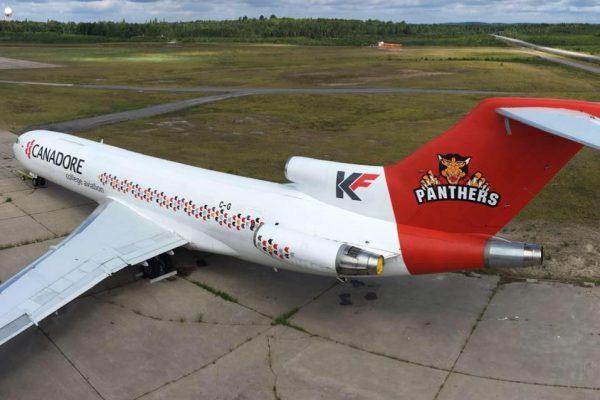 Boeing 727 – Canadore College Aviation